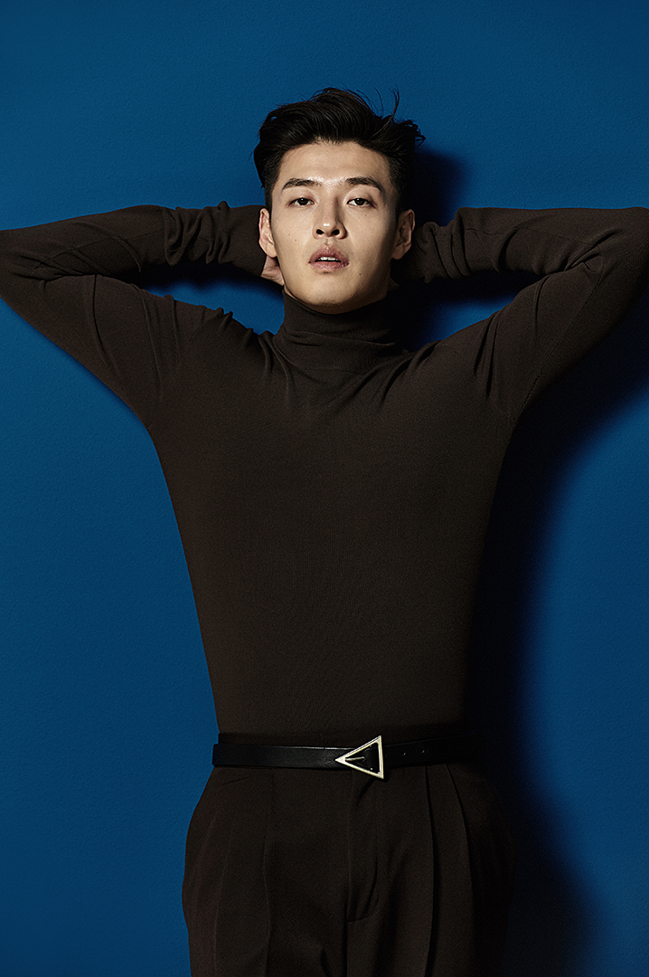 Kang Haeneul handsome korean actor